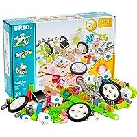 BRIO 34593 Builder ljusset | Builder Light Set. Byggsatsen för barn som låter kreativiteten och leklusten flöda. 120…