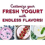 Dash Bulk Yogurt Maker Machine with One Touch