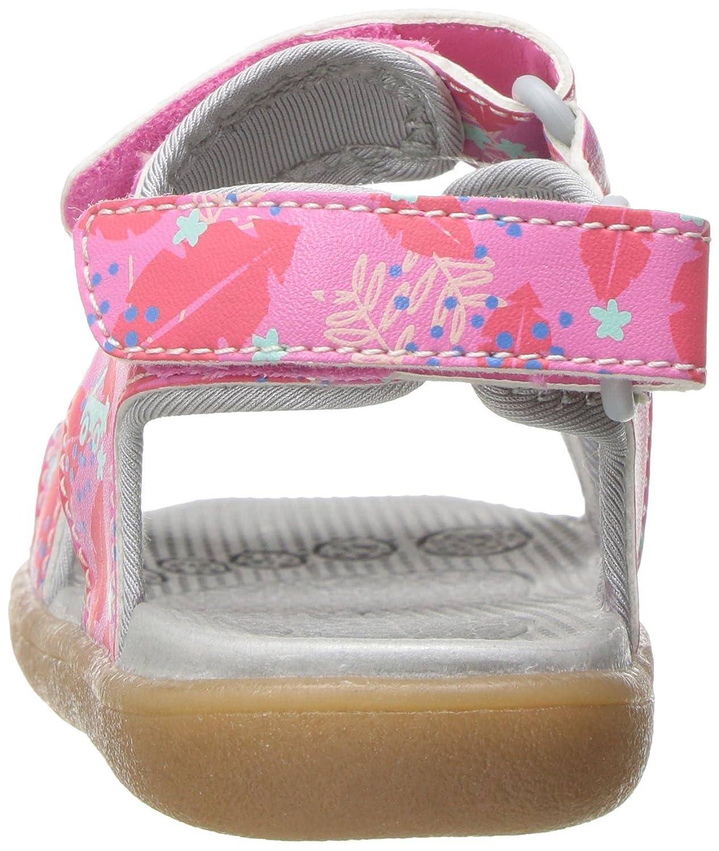 See Kai Run Kids Makena Hot Pink Floral Water Shoe Makena Hot Pink Floral K