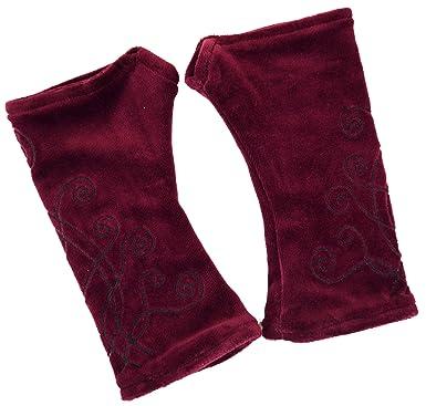 Size:One Size Synthetisch Gr/ün Guru-Shop Elfen Handstulpen Herren//Damen Handstulpen Alternative Bekleidung
