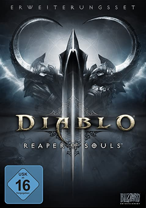 Diablo III: Reaper of Souls, PC