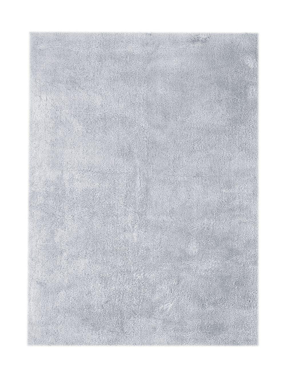 Teppich Wohnzimmer Carpet Hochflor Shaggy Design Bali 110 Rug Pastellfarbe Muster Polyester 160x230 cm Blau Teppiche günstig online kaufen