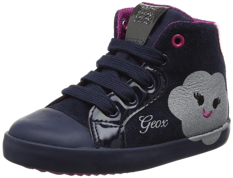 Geox B Kiwi C, Sneakers Basses bébé Fille B74D5C022HH