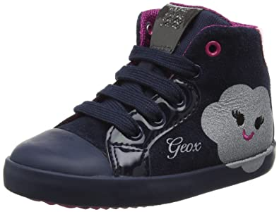 5b088e175 Geox Baby B Kiwi Girl C Trainers  Amazon.co.uk  Shoes   Bags