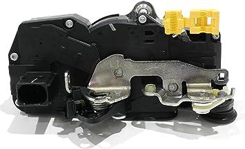 Amazon Com Oem New Rear Door Lock Latch Actuator Left Driver S 03 07 Hummer H2 15816390 Automotive