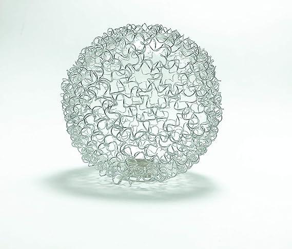 Pantalla de cristal para lámpara, forma de bola, para ...