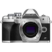 Olympus OM-D E-M10 Mark IV Silver Camera Body