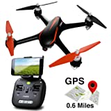 Amazon Price History for:Force1 Drone with Camera Live Video and GPS Return Home Brushless Motors HD Drone 1080p Camera FPV MJX B2W Bugs 2 Quadcopter