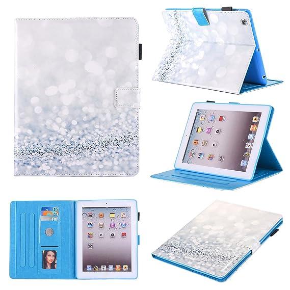 Meiyiu for ipad// air1//2 pro 9.7 Tablet PC Slim Wireless Bluetooth Keyboard Black