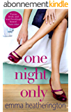 One Night Only (English Edition)