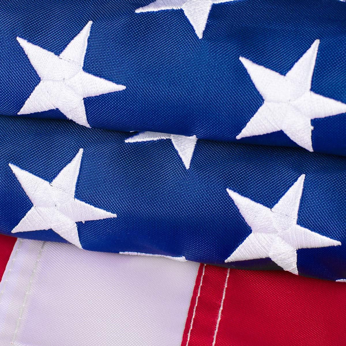VIPPER American Flag 4x6