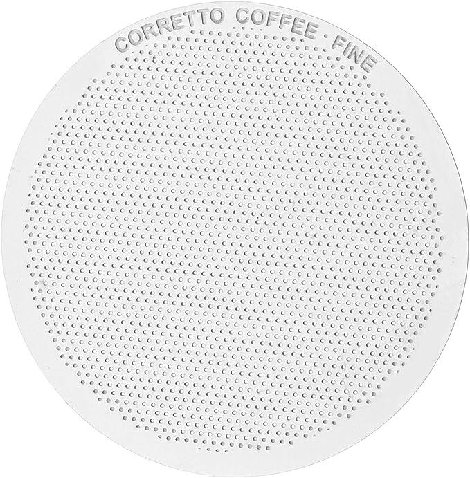 ultra-sottili e Set di 3 filtri Pro riutilizzabile per AeroPress Coffee Maker-fine