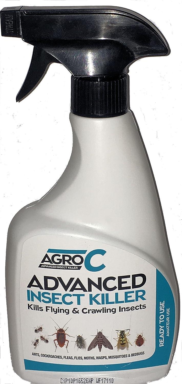Advanced Cockroach Killer Spray Treatment 500ML for Cockroaches Jalex