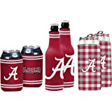 logobrands NCAA Unisex-Adult NCAA Coozie Variety Pack