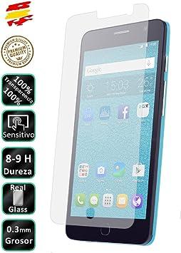 Movilrey Protector para Alcatel Pop Star 5022D Cristal Templado de Pantalla Vidrio 9H para movil: Amazon.es: Electrónica