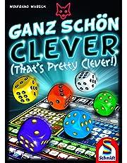 Schmidt Spiele Ganz Schon Clever Game Dice, English Rules