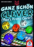 Schmidt Spiele Ganz Schon Clever Game Dice, English Rules