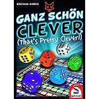 Schmidt Spiele Ganz Schon Clever Game Dice, Spanish