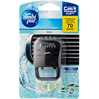 Ambi Pur Premium Clip Aqua Car Air Freshener, 7.5ml