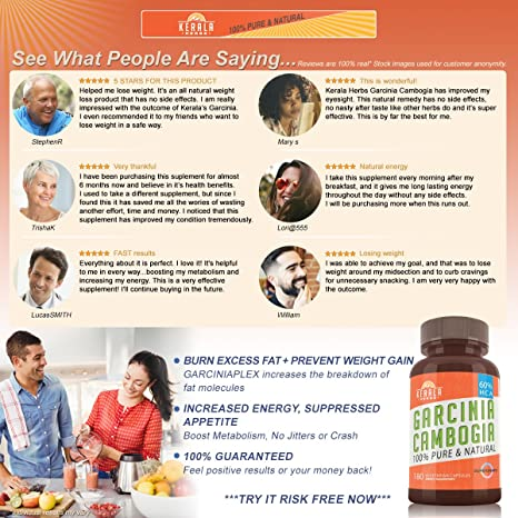 Buy Pure GARCINIA CAMBOGIA DR  Recommended Fast Weight Loss Formula