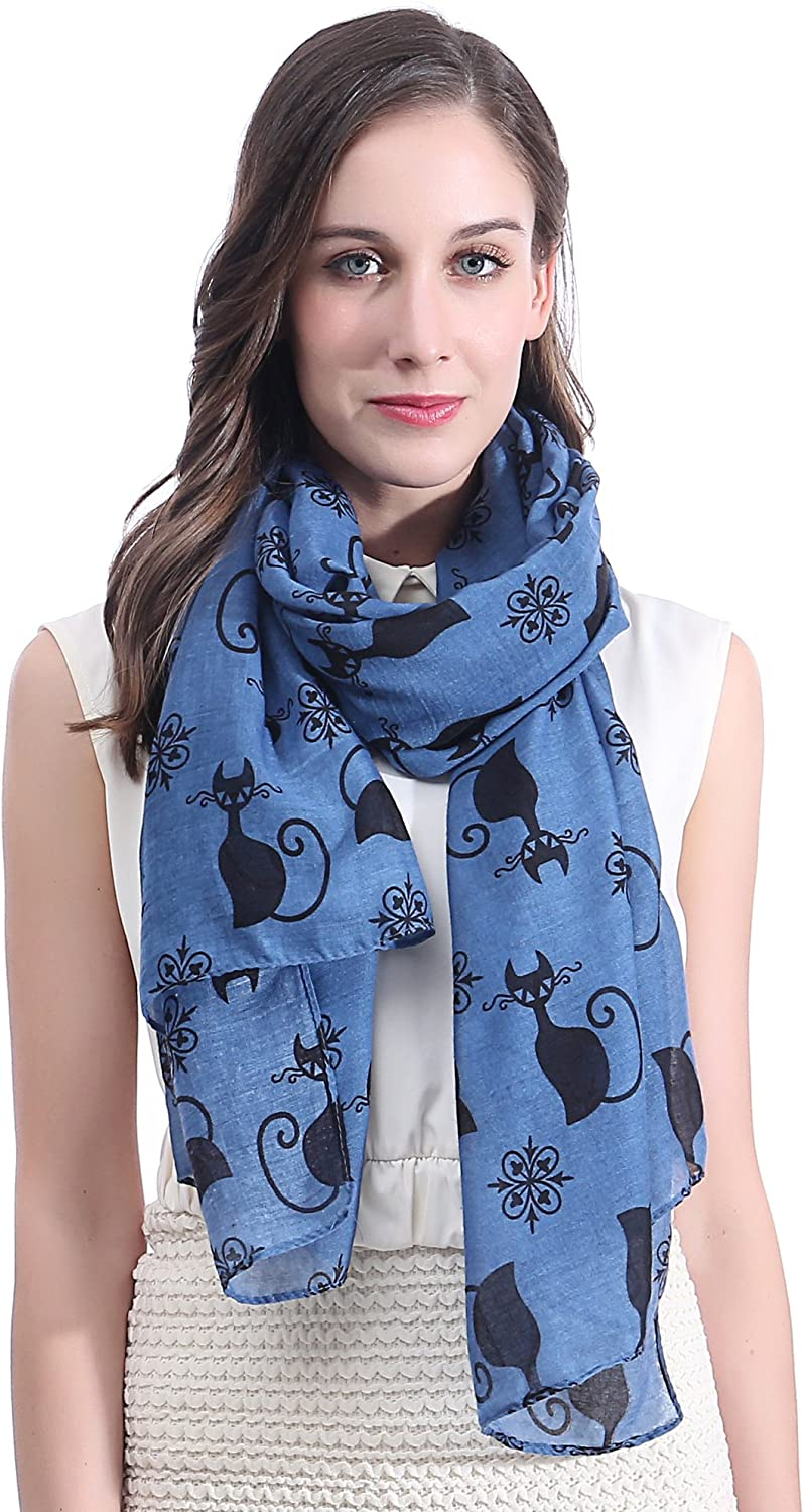 Lina Lily Cat Print Women's...