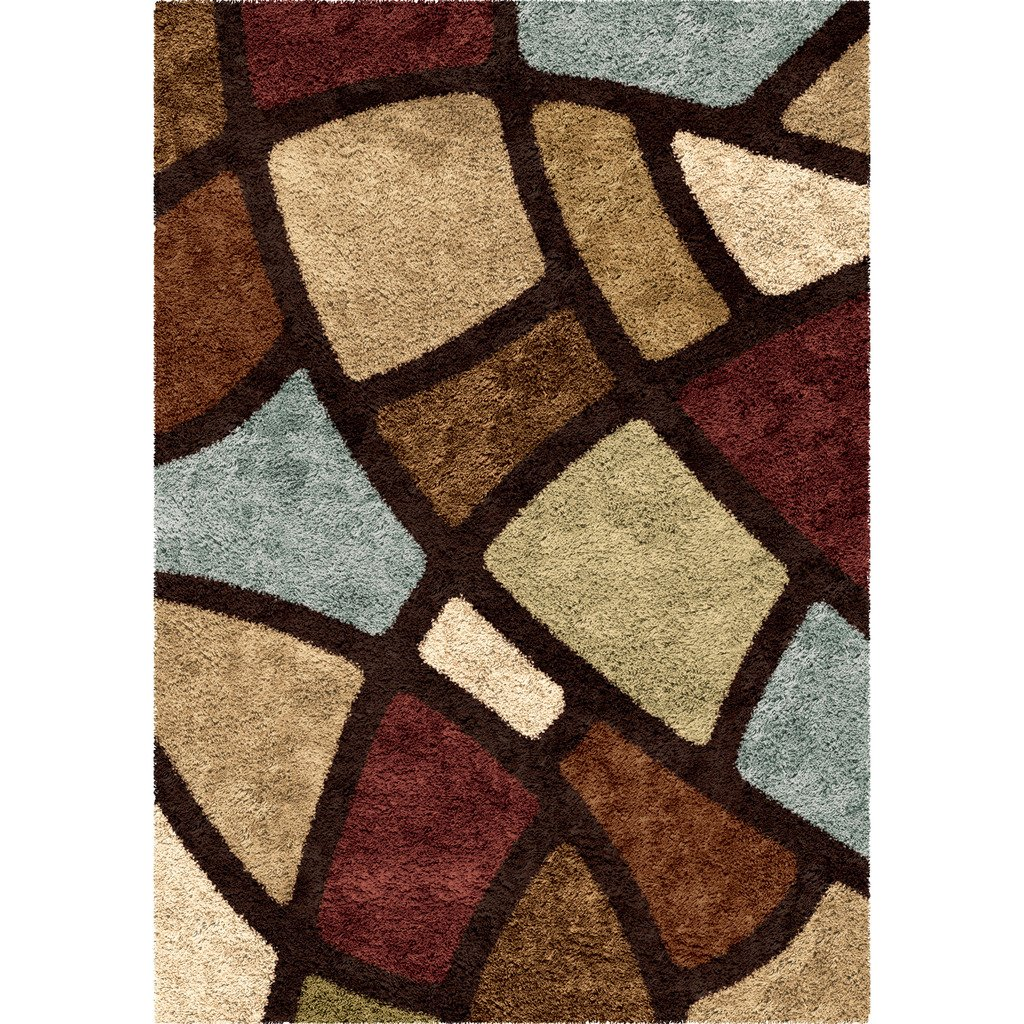 Amazon.com: Orian Rugs Geometric Oval Day Multi Area Rug (5u00273