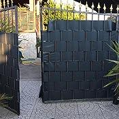 Forever Speed Nastro Isolante Per Recinzione PVC Strisce Per il Giardino Per La Privacy 35m