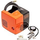 Black and Decker 8215340BND701 Compresor de Aire, 230 V