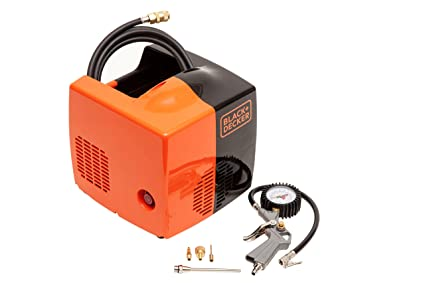 Black and Decker 8215340BND701 Compresor de Aire, 230 V