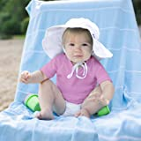i play. Baby Solid Brim Sun Protection