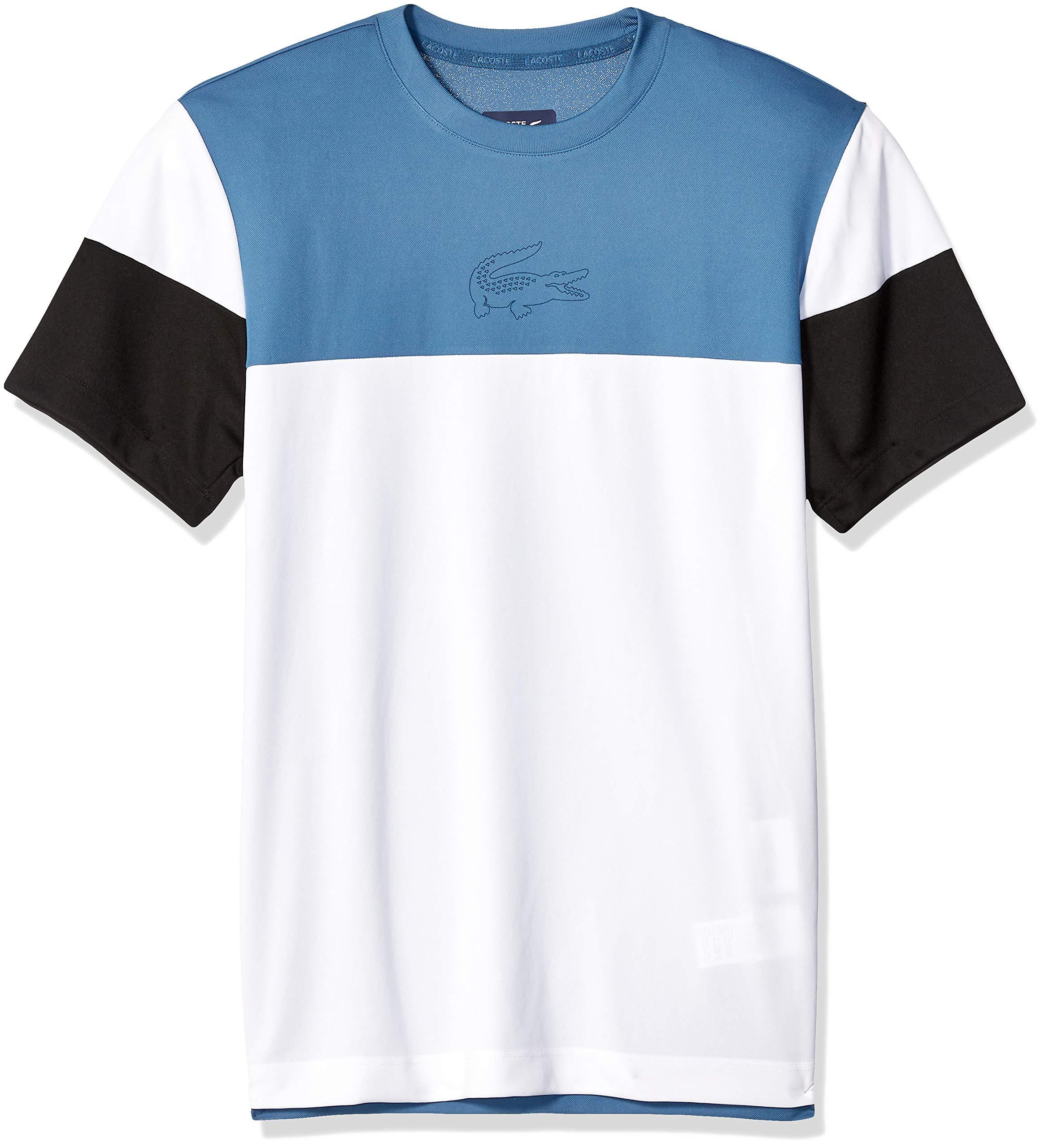 Lacoste Mens Short Sleeve Sport T-Shirt