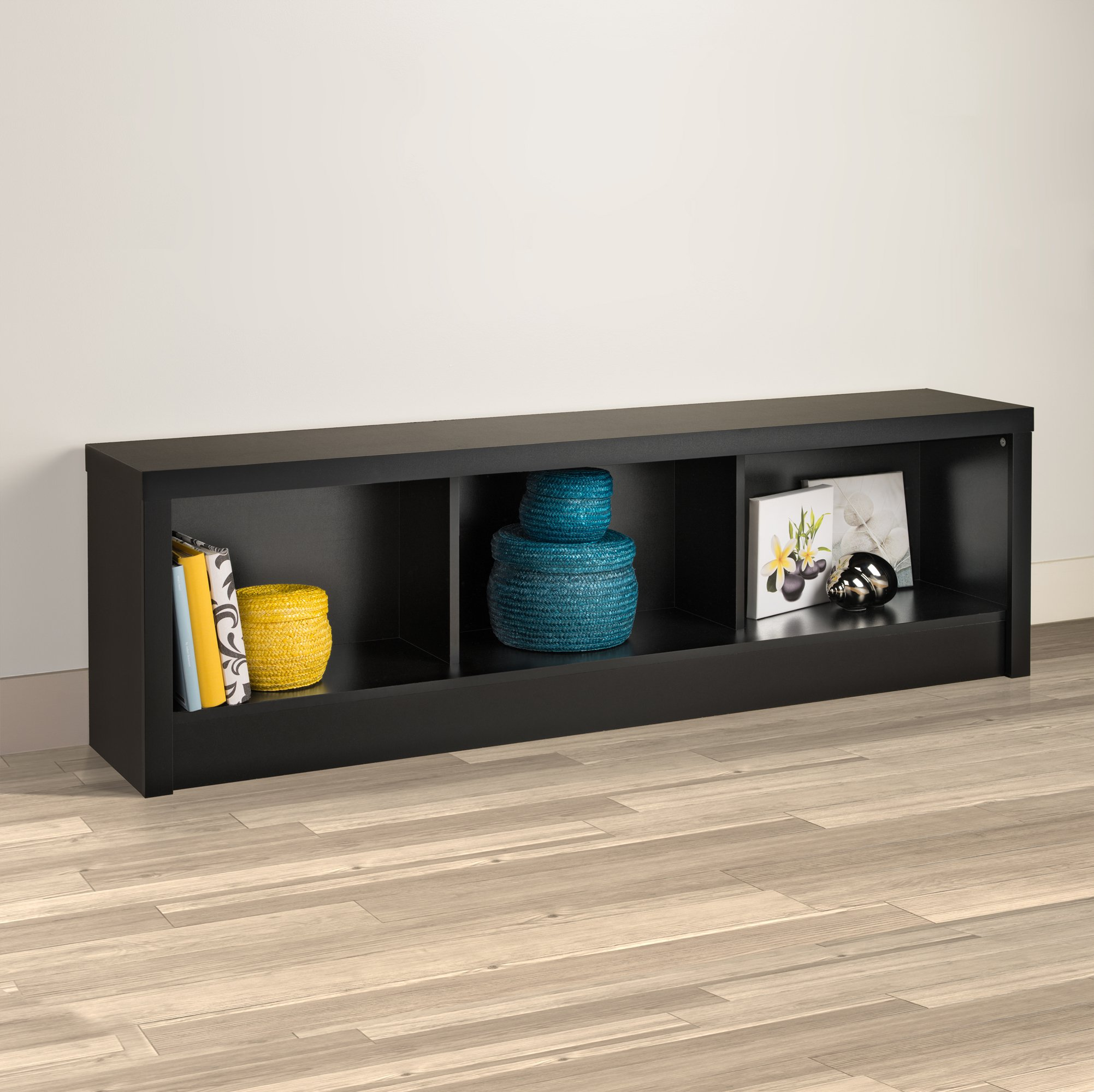 Series 9 Designer - Black Storage Bench