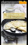 51 facons de faire des crêpes
