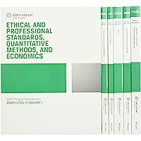 CFA Program Curriculum 2020 Level II Volumes 1–6 Box Set
