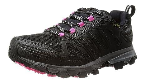 adidas adiprene donna running scarpe nero