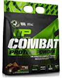MusclePharm Combat Powder Advanced Time Release Protein, Chocolate Milk, 10 Pound
