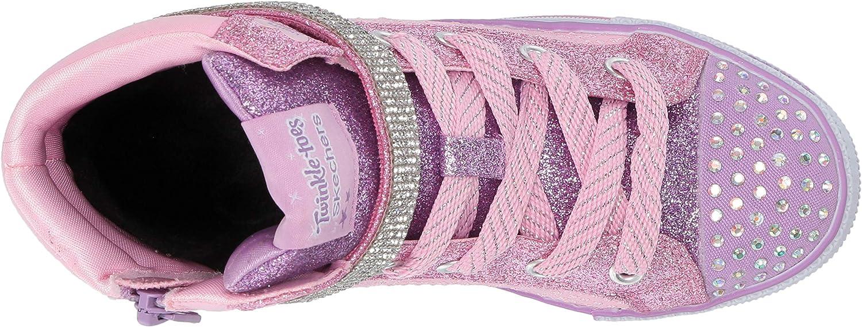 Skechers Kids Twinkle Lite-Beauty-n-Bling Sneaker