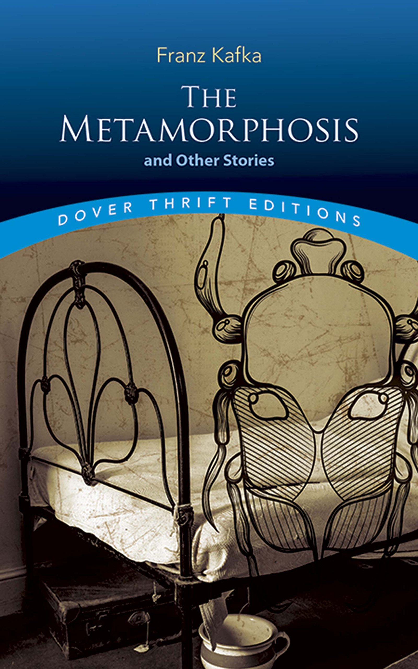 Metamorphosis Other Stories Thrift Editions
