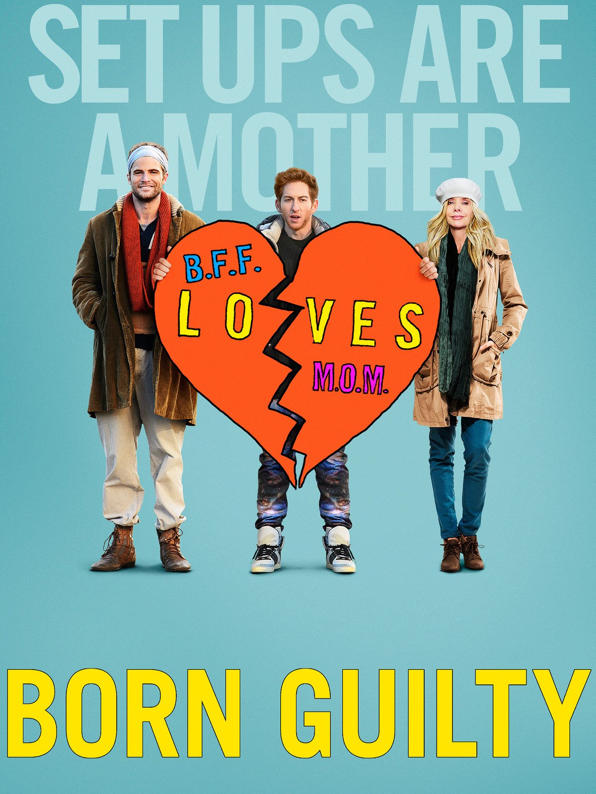Amazon.com: Born Guilty: Rosanna Arquette, Jay Devore, David Cousins ...
