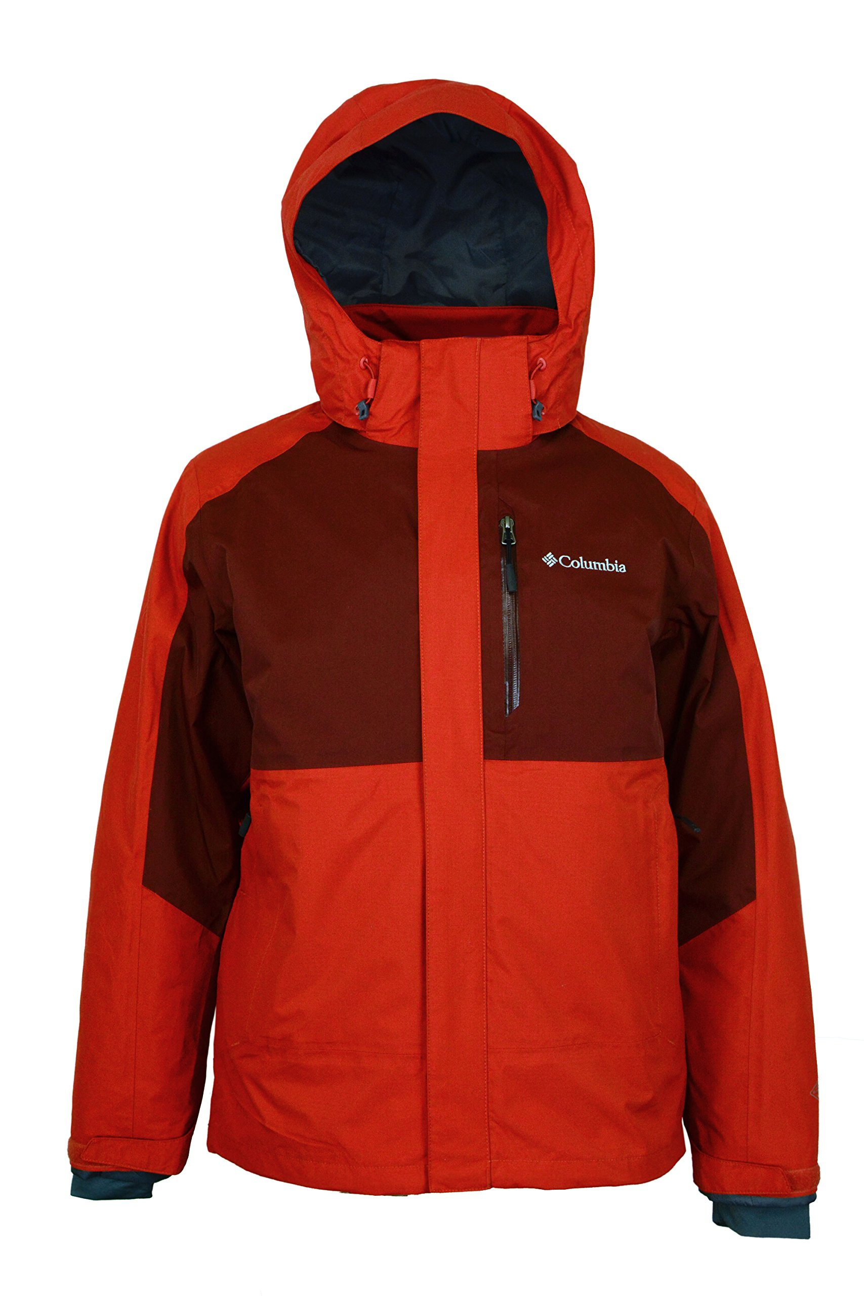 Columbia Omni-Tech Rural Mountain II 3-in-1 Interchange 2017 Mens Jacket (M) by Columbia