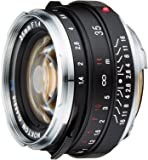 VoightLander 単焦点広角レンズ NOKTON classic 35mm F1.4 SC シングルコーティング