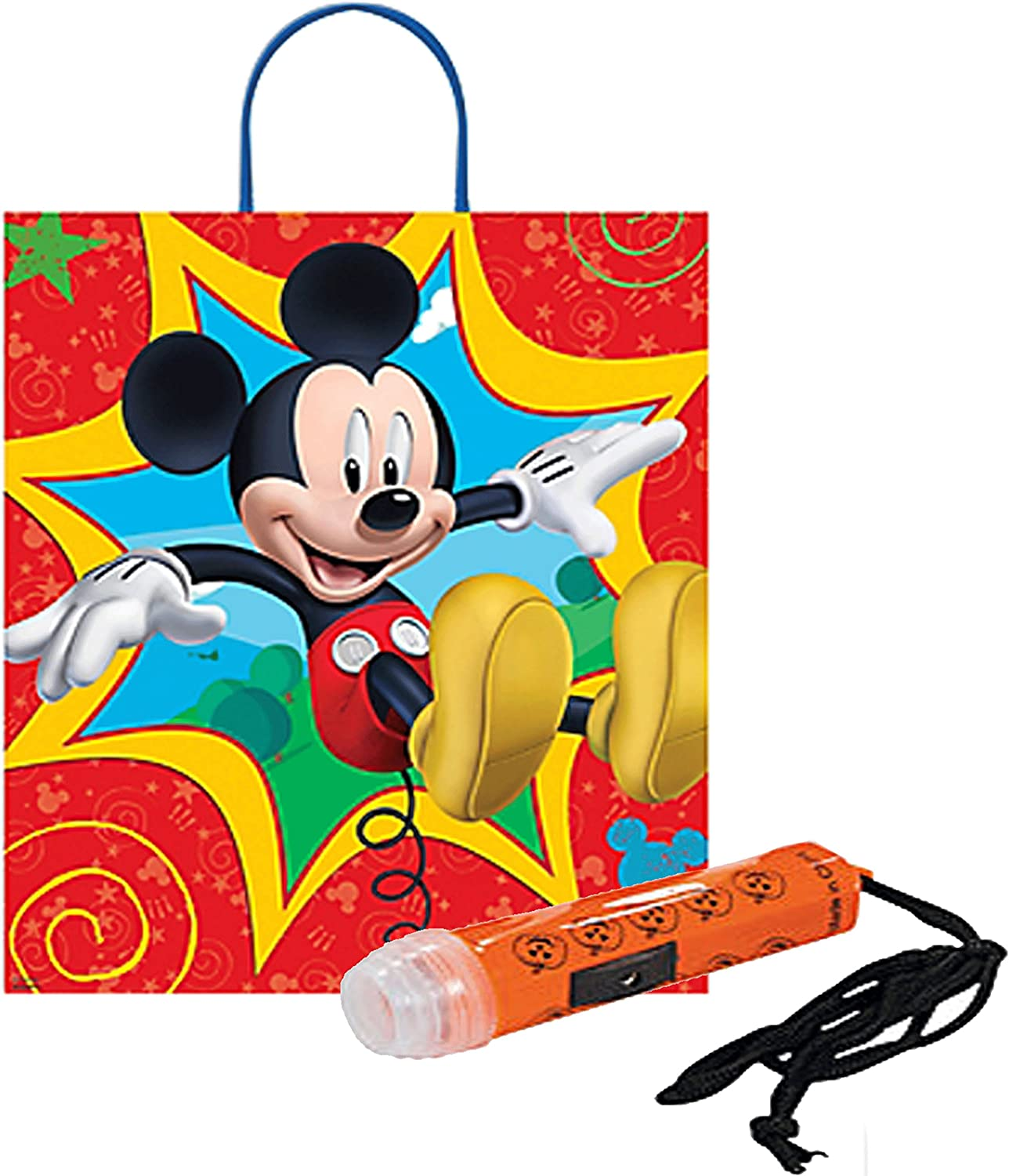 Spiderman Classic Novelty Trick or Treat Sack