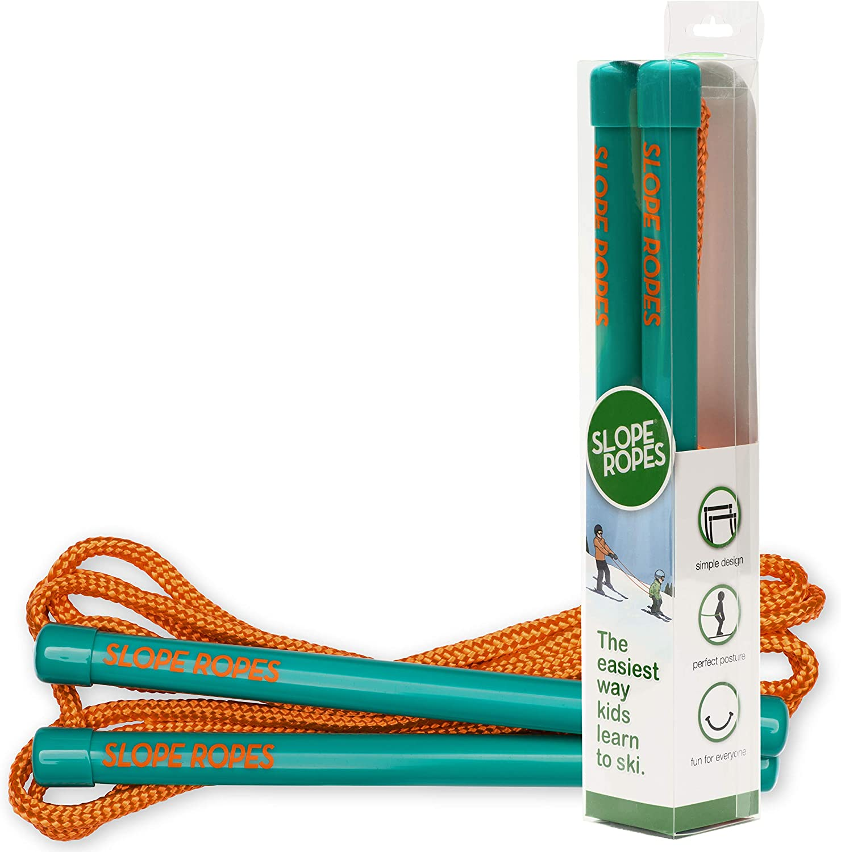 Slope Ropes® Arnés Iniciación Esquí Niños | La Forma más fácil de enseñar a los niños a Esquiar
