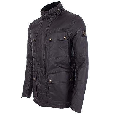 1c1d5d528a Belstaff Explorer Jacket in Carnelian XXL Mauve  Amazon.co.uk  Clothing