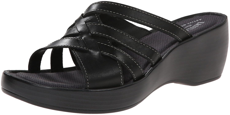 Eastland Women's Poppy Sandal B00OAXX18G 11 M US Black