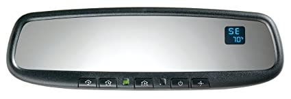 amazon com 50 genk50a4vw gentex genk50a auto dimming mirror with rh amazon com