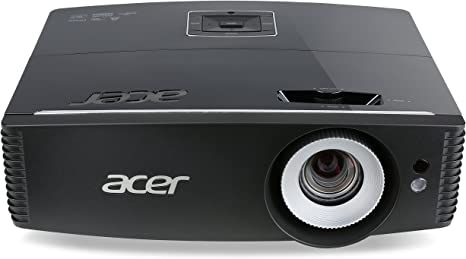 TALLA 1080p 1.920 x 1.080. Acer P6500 5000lúmenes ANSI DLP 1080p (1920x1080) Montado en pared Negro - Proyector (16:9, Corriente alterna, 4:3, 7,62 - 9,4 m, 20000:1, DLP)