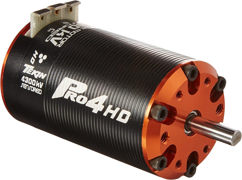 Tekin RC 1.5D Pro4 HD 4300kV Brushless Shaft, 5mm
