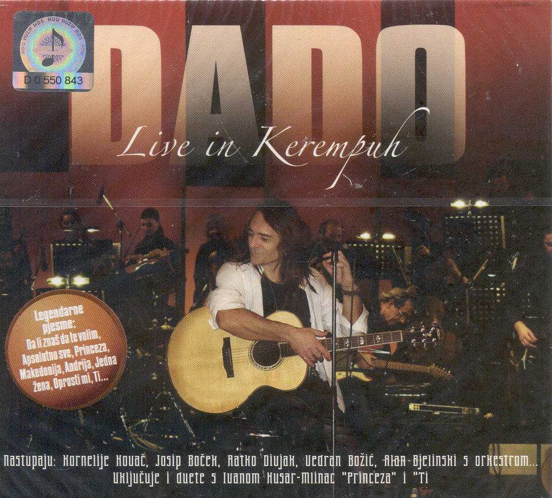 Dado Topic Dado Topic Live In Kerempuh 2 Cd Amazon Com Music I like the place where i live. dado topic dado topic live in