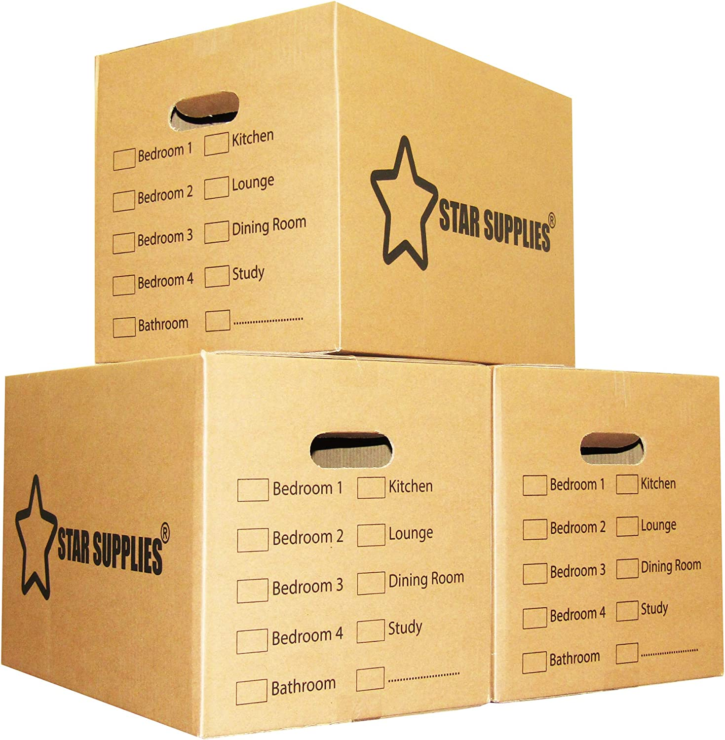 Free Delivery 30 Box House Moving Kit HUGE